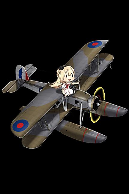 Swordfish Mk.II Kai (Reconnaissance Seaplane Model) 370 Full