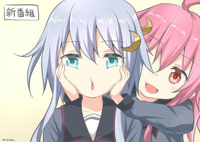 Yayoi face correction by U-chan