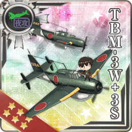 TBM-3W+3S 389 Card