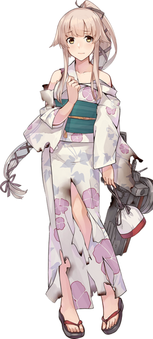 Yura Kai Ni Yukata Full Damaged