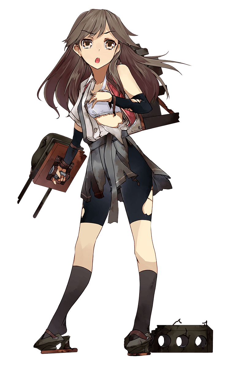 Arashio Full Damaged