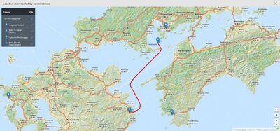 Saiki-Hashirajima map