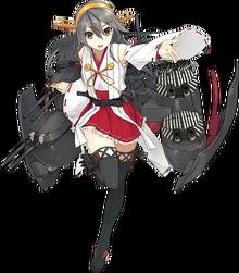 Waifu haruna