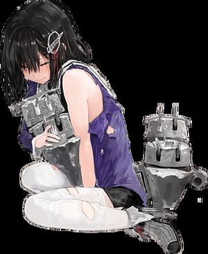 Haguro Kai Ni Full Damaged