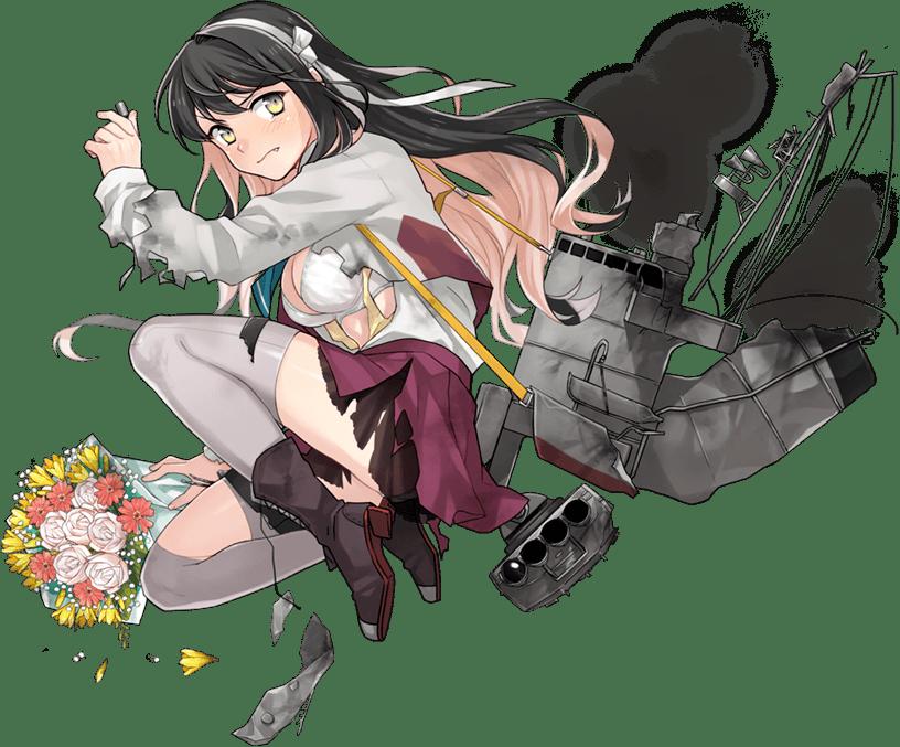 Naganami Kai Ni Spring Bouquet 2020 Full Damaged