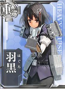 CA Haguro 065 Card