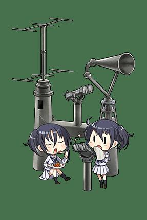 Submarine Radar & Waterproof Telescope 210 Full