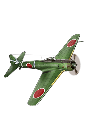 Type 1 Fighter Hayabusa Model II (64th Squadron) 225 Equipment