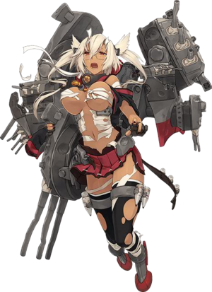 Musashi Winter 2018 Event Full Damaged