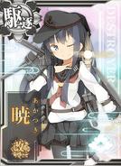 Akatsuki Kai Ni Card