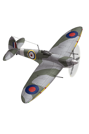 Spitfire Mk.V 251 Equipment
