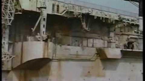 USS Intrepid documentary