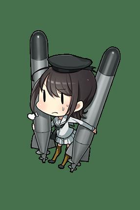 Prototype 61cm Sextuple (Oxygen) Torpedo Mount 179 Character