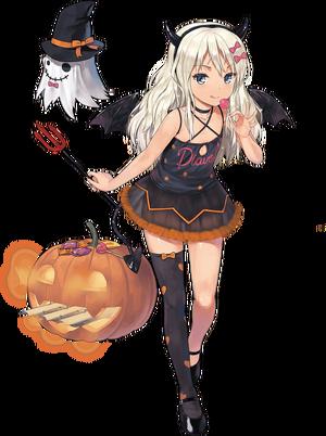 Grecale Halloween Full