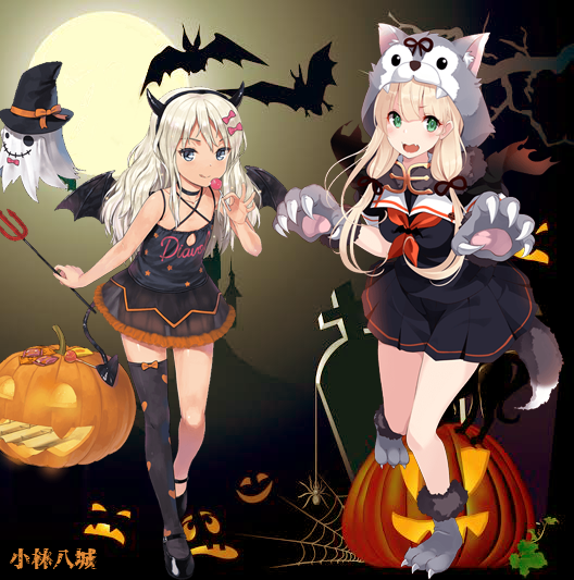 KC-Halloween-2019-Edited-by-Kobayashi Yashiro (小林八城)