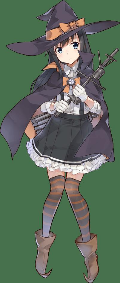 Asashio Halloween Full