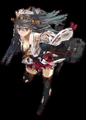 Haruna Full Damaged