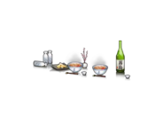 Bar Japanese Sake+White Day 2016