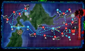 Spring 2019 Event E-1 Map