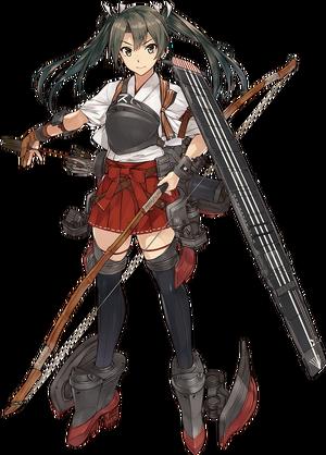 Zuikaku Kai Ni A Full