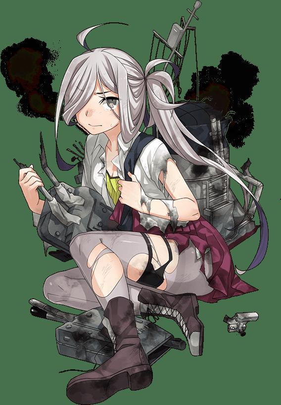 Asashimo Full Damaged