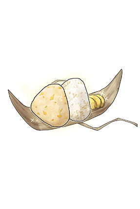 Combat Ration (Special Onigiri) 241 Equipment