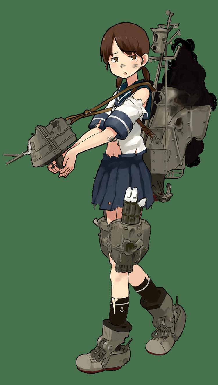 Shirayuki Full Damaged