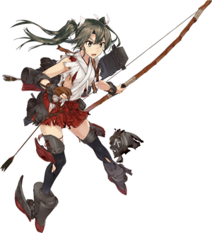 Zuikaku Kai Ni A Full Damaged