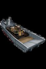 Daihatsu Landing Craft (Type 89 Medium Tank & Landing Force) 166 Equipment