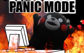 PANIC MODE