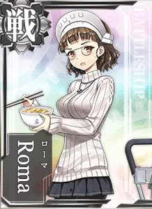 Roma Oyakodon Card