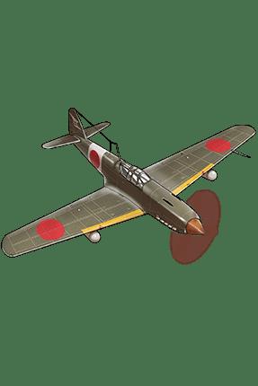 Type 3 Fighter Hien Model 1D 185 Equipment