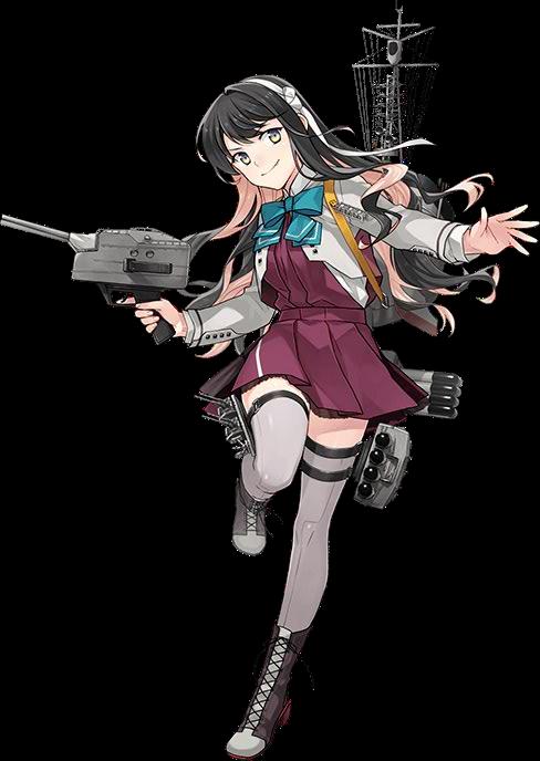 DD Naganami Kai Ni 543 Full