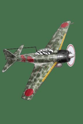 Type 0 Fighter Model 32 (Skilled) 182 Equipment