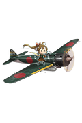 Type 0 Fighter Model 52 (Skilled) 152 Full