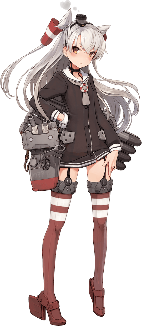 Amatsukaze Kai Full