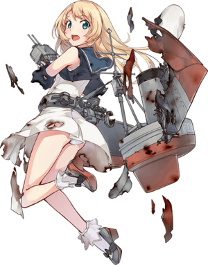 Jervis Full Damaged