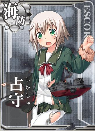 Shimushu Card Damaged