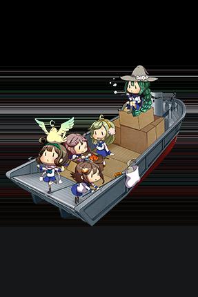 Daihatsu Landing Craft 068 Full
