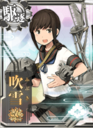 Fubuki Kai Ni Card