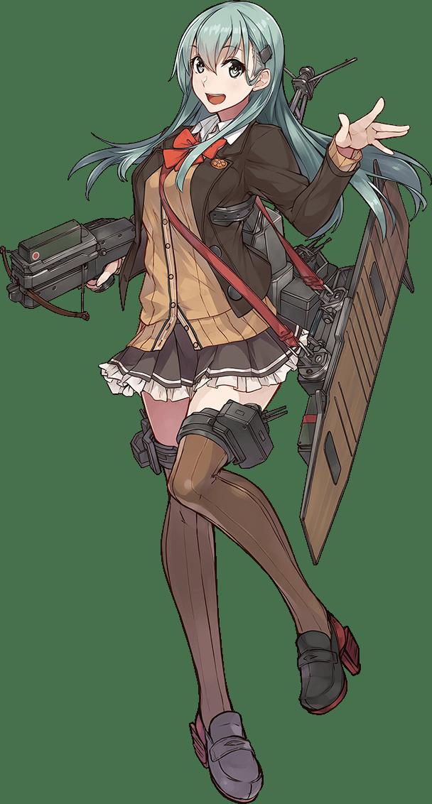 Suzuya Carrier Kai Ni Full