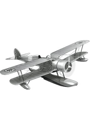 Ro.44 Seaplane Fighter bis 215 Equipment