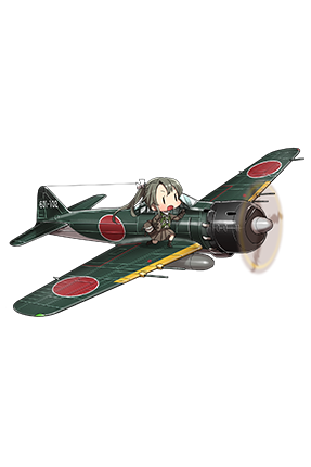 Zero Fighter Model 52C (w Iwai Flight) 153 Full