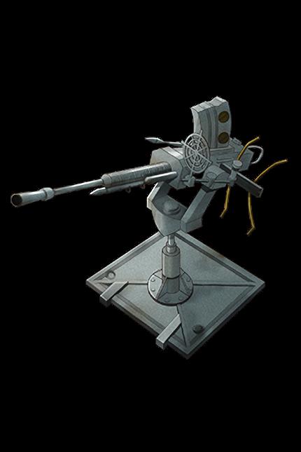 25mm Single Autocannon Mount 049 Equipment