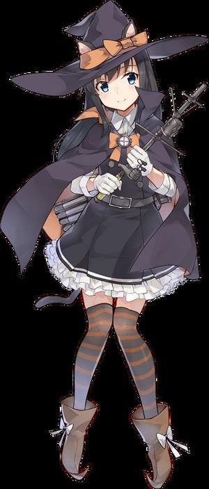 Asashio Kai Ni D Halloween Full