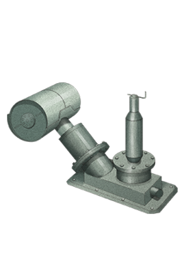 Type 3 Depth Charge Projector 045 Equipment