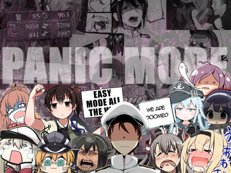 Panic mode event