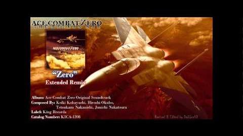 Ace Combat Zero Ost - Zero Digitally Re-Mastered Extended Remix Original HD