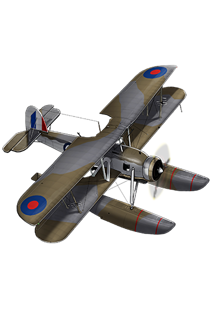 Swordfish Mk.II Kai (Reconnaissance Seaplane Model) 370 Equipment