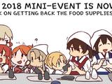 Spring 2018 Mini-Event